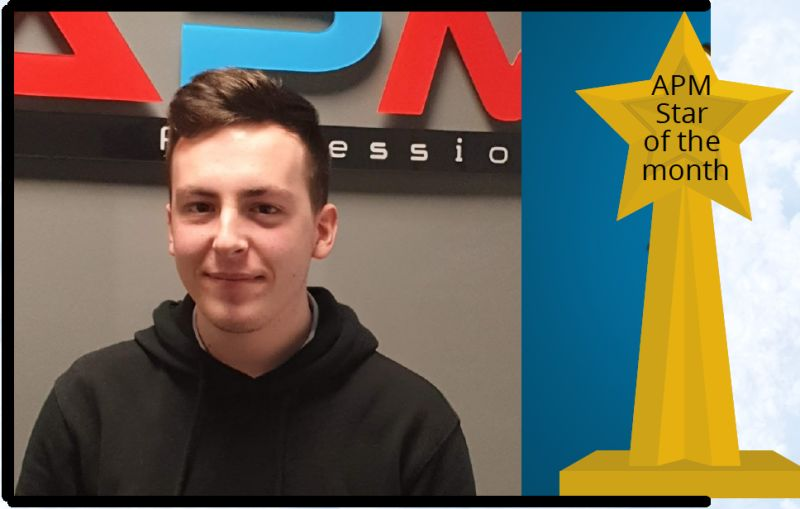 Employee of the Month: Adam Little